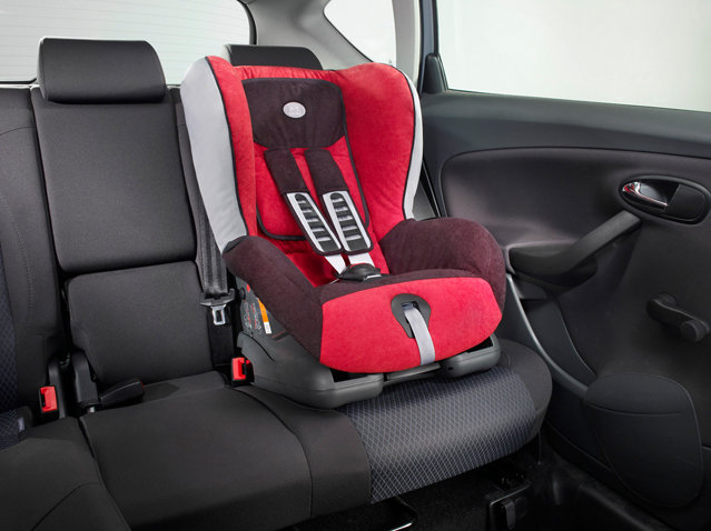 Asiento seguridad infantil PEKE G1 ISOFIX Duo Plus
