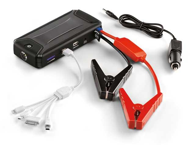 Arrancador de baterías